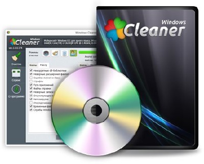 Windows Cleaner 1.8.22.1 + Portable