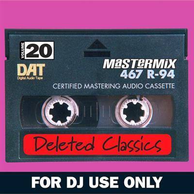 Mastermix Deleted Classics 20 Party Mixes (2016)