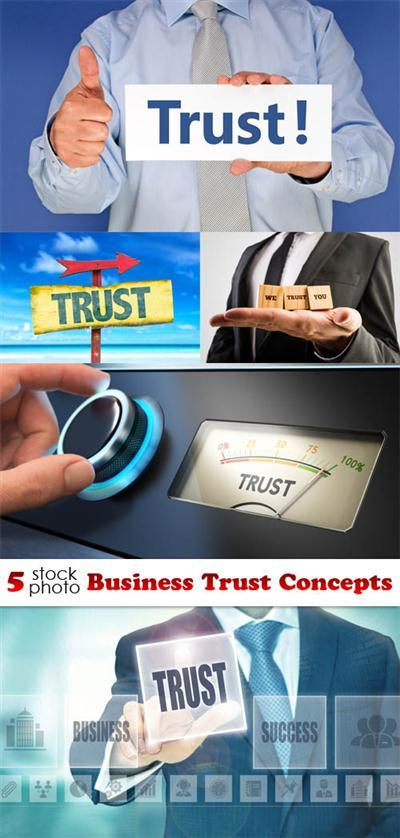 Photos - Business Trust Concepts