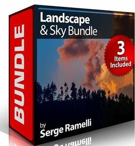 Landscape & Sky Tutorial Bundle
