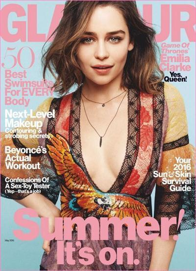 Glamour USA - May 2016