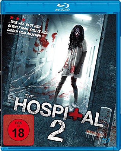 The Hospital 2 2015 BDRip x264-UNVEiL