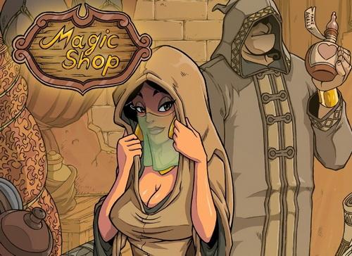 Лавка Чудес Акабура v.1.3 / Akabur: Magic Shop v.1.3 (2014/PC/EN)
