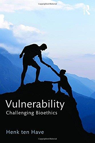 Vulnerability: Challenging Bioethics