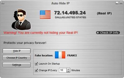 Auto Hide IP 5.5.8.6