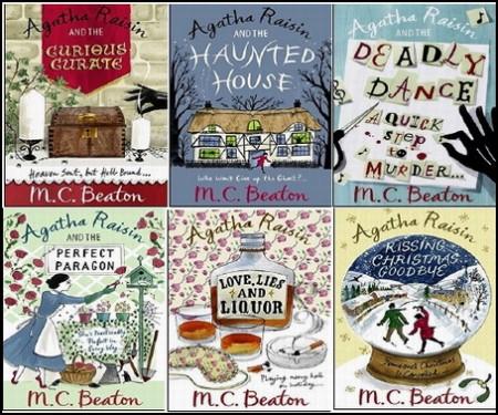 Agatha Raisin Mysteries (13-18) - by M.C.Beaton (Audiobook)