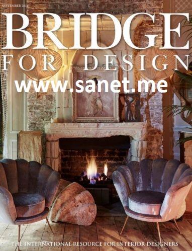 Bridge For Design - September.2016