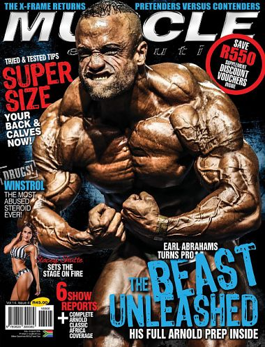 Muscle Evolution - July/August 2016