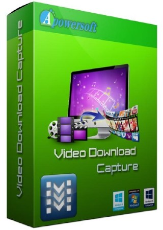 Apowersoft Video Download Capture 6.0.4 (Build 07/29/2016)