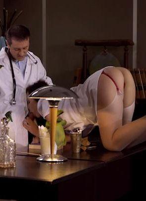 В кабинете главврача | Anna Siline (Ines, Private Nurse)