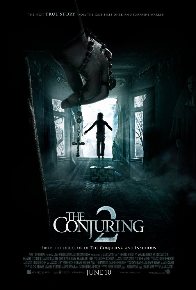 The Conjuring 2 2016 720p BRRip X264 AC3-EVO