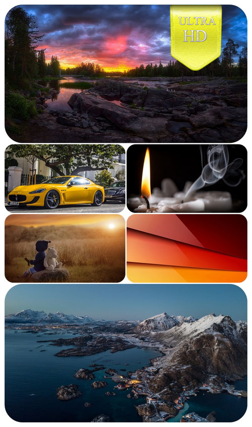 Ultra HD 3840x2160 Wallpaper Pack 350