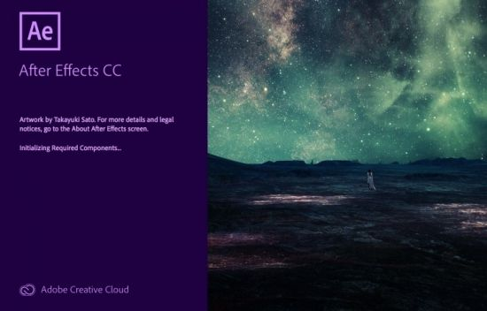Adobe After Effects CC 2019 v16.0.0.235 Multilingual
