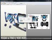 Pepakura Designer 4.0.2 + RUS