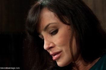Lisa Ann Device Bondage Streaming Pornstar. -