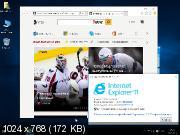 Windows 10 x64 Enterprise LTSB April 2016 by Generation2 (RUS/2016)
