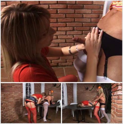 ShemalesFuckGirls / FerroNetwork - shemalesfuckgirls g107 clip (2010/SD)
