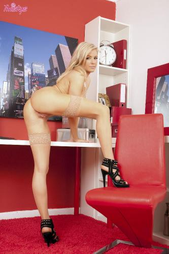 07-15 - Anna Lovato - Welcome To Anna's Office