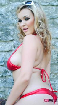set193 Red Bikini 12.12.14