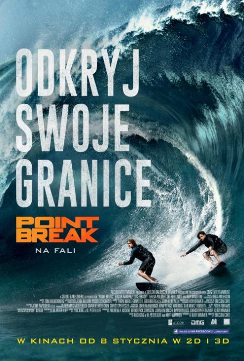 Point Break - na fali / Point Break (2015) MULTi.3D.1080p.HOU.BluRay.x264-KLiO / Lektor i Napisy PL