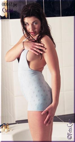 0427-Chantal-Wet Lycra