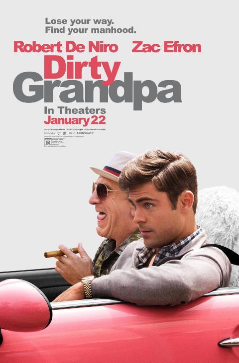 Co Ty wiesz o swoim dziadku? / Dirty Grandpa (2016)  PL.SUB.1080p.BluRay.x264-GECKOS / Napisy PL