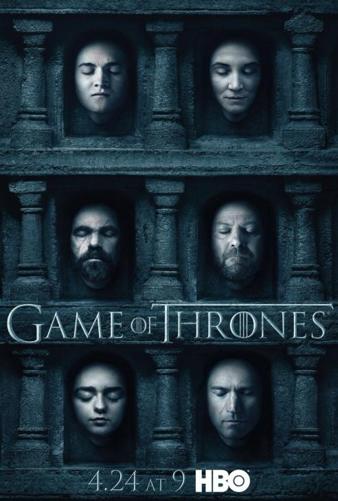 Gra o tron / Game of Thrones (2016) {Sezon 6} XDTV.XviD & HDTV.480p & HDTV.720p.x264  / Lektor PL