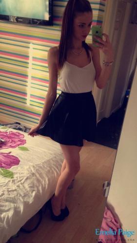 selfie04 See Through Bras