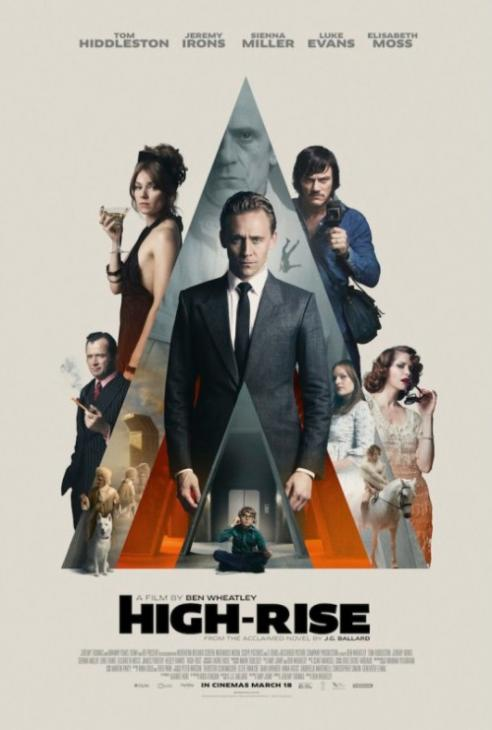 Wie�owiec / High-Rise (2015)  PL.480p.BDRip.Xvid.AC3-K12 / Lektor PL
