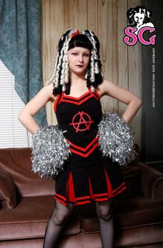 09-20 - Lucretia - Cheerleader