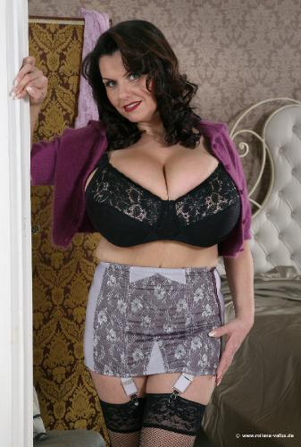 Vintage Girdle In Mauve (2010 jan)