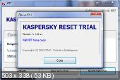 Kaspersky Reset Trial 5.1.0.25 Final