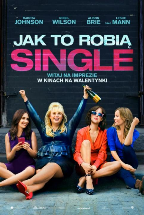 Jak to robi± single / How to Be Single (2016) PL.720p.BluRay.x264-KiKO / Lektor PL