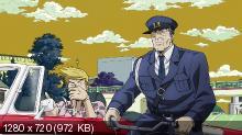 Невероятные приключения Джоджо 4 / JoJo Bizarre Adventure: Diamond is Unbreakable [TV] [01-15] (2016) HDTVRip 720 | Persona99