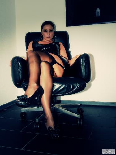 Hot Latex Dress