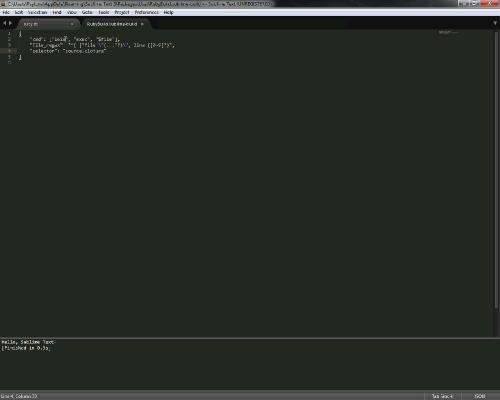[Школа Программирования] Ruby/Rails Основы языка и разработки приложений