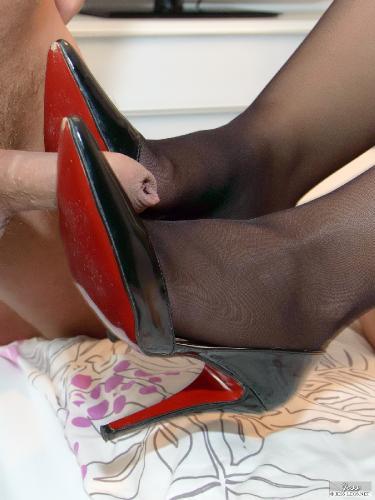 Der Schuhspritzer