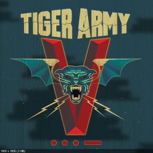 Tiger Army - V •••– (2016)