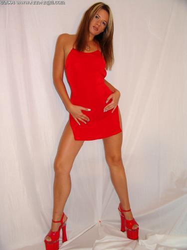 127 - Red Dress