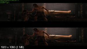 ���� ������ / Gods of Egypt (2016) BDRip 1080p | 3D-Video | halfOU