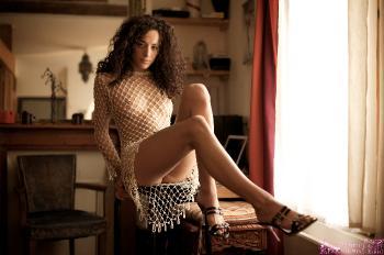 03 - Alyzee - Robe Maille (83) 4000px