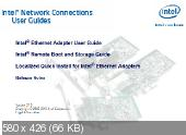 Intel Ethernet Connections CD 21.0