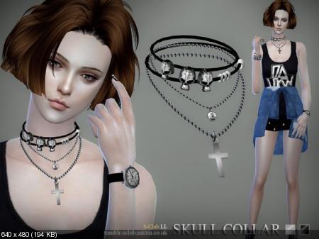 Колье, ожерелья, ошейники - Страница 4 E6d97ce35e818b6abbef0702bf55b50b