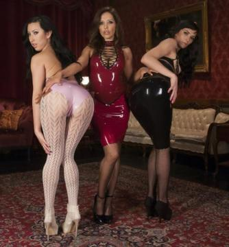 Francesca Le, Lily Lane, Bianca Breeze - Dominatrix Gets Her Ass Handed To Her By Francesca Le (2016) HD 720p
