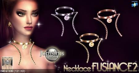 Колье, ожерелья, ошейники - Страница 4 340ee50c9157ecb2f84f47fd332ff7fd