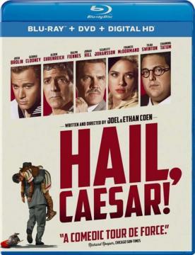 �� ����������� ������! / Hail, Caesar! (2016) BDRip 1080p   iTunes