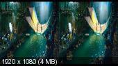 Русалка 3D / Mei ren yu 3D Горизонтальная анаморфная