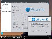 Windows 10 Numix x64 Th2 by Axeswy & Tomecar (ENG/RUS/2016)