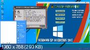 Windows XP Pro SP3 x86 10 Edition 2017 +  WPI By CMTeamPK