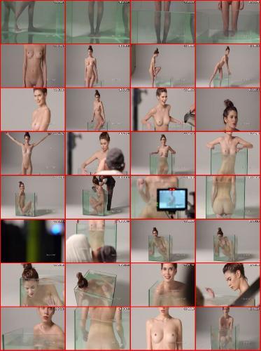 Victoria R The Making Of The Aquarium Shoot 1080p